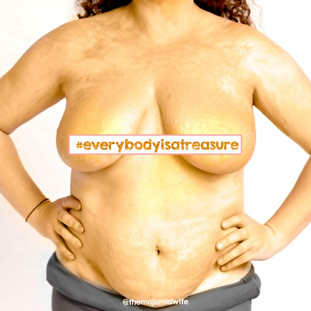 EveryBodyIsATreasure Torso