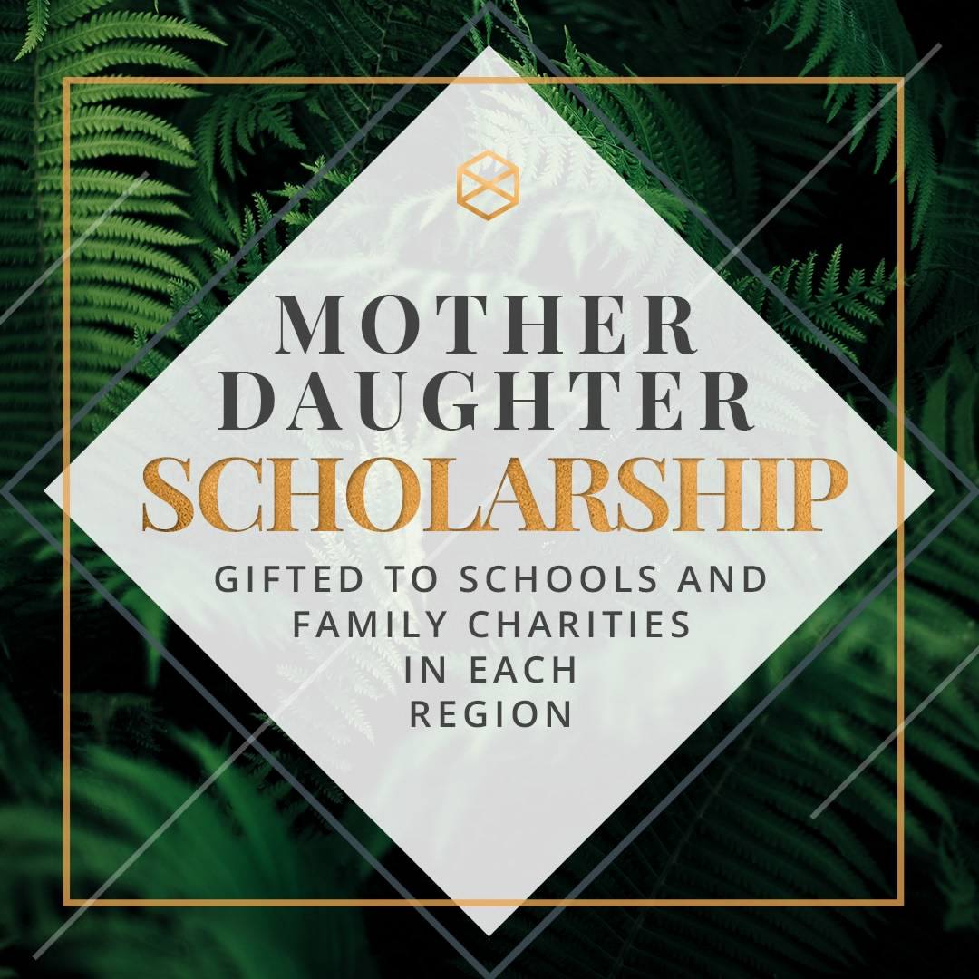 Mother Daughter Scholarship