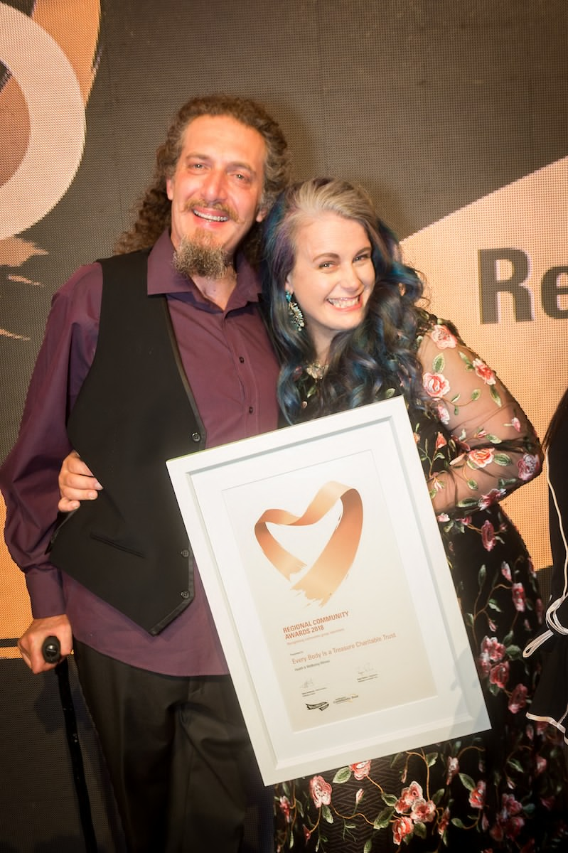 WELLINGTON, NEW ZEALAND - November 15: WIAL Community Awards November 15, 2018 in Wellington, New Zealand. (Photo by Mark Tantrum/ http://marktantrum.com)